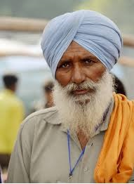 Sikh man
