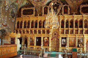 eastern orthodox sanctuary