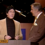 Johnny Carson as Carl Sagan